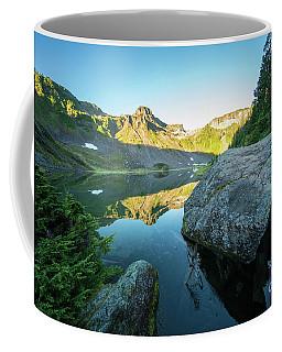 Table Mountain Golden Morning Coffee Mug