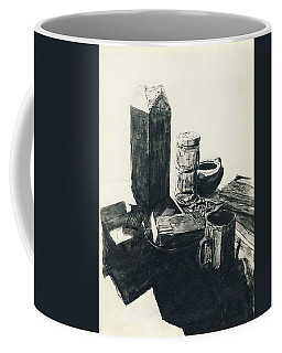 Table Setting Coffee Mug