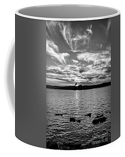 Coffee Mug featuring the photograph Tablerock Lake 2 by Dennis Hedberg