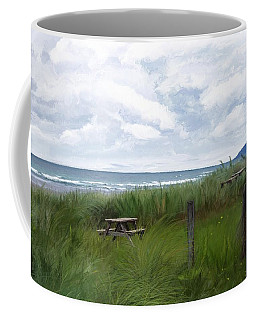 Tables By The Ocean Coffee Mug