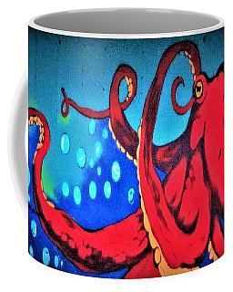 Tacoma Octopus  Coffee Mug