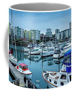 Tacoma Waterfront Marina,washington Coffee Mug