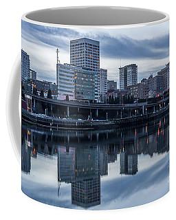 Tacoma Waterfront,washington Coffee Mug