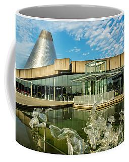 Tacoma's Museum Of Glass  Coffee Mug