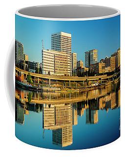 Tacoma's Waterfront,washington Coffee Mug