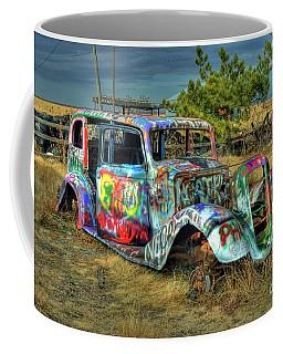 Tagged #3 Coffee Mug