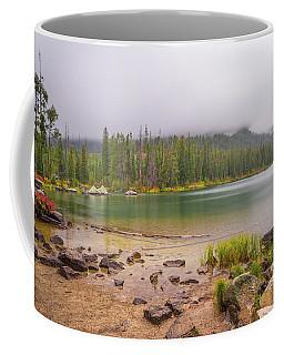Taggert Lake Grand Teton Coffee Mug