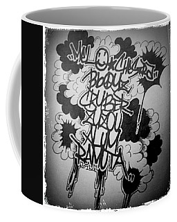 Tagging Coffee Mug