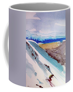 Tahoe City Coffee Mug