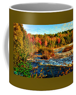 Tahquamenon River Coffee Mug