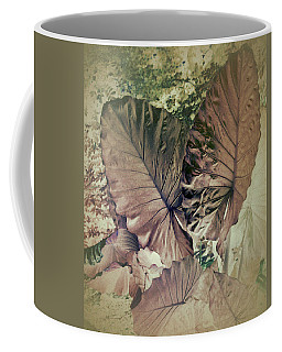 Coffee Mug featuring the digital art Tai Giant Abstract by Robert G Kernodle