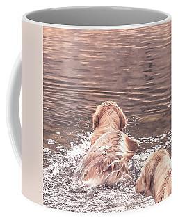 Tail Flag Coffee Mug