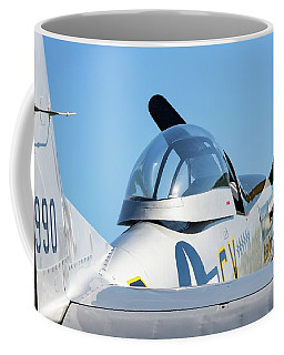 Tail Of The Rammer Jammer - 2018 Christopher Buff, Www.aviationb Coffee Mug