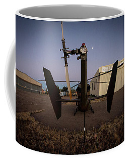 Tailblade Coffee Mug by Paul Job