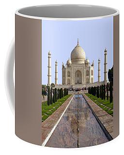 The Taj Mahal - Grand Canyon Mash-up Coffee Mug