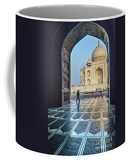 Taj Mahal 01 Coffee Mug