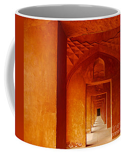 Doors Of India - Taj Mahal Coffee Mug