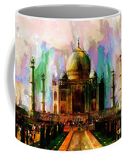 Taj Mehal 009 Coffee Mug