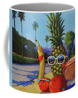 Take A Daily Walk Coffee Mug
