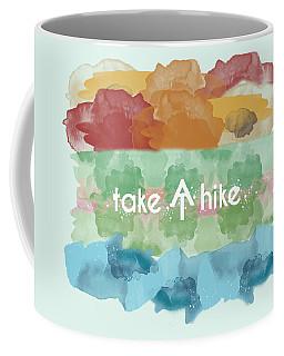 Take A Hike Appalachian Trail Coffee Mug