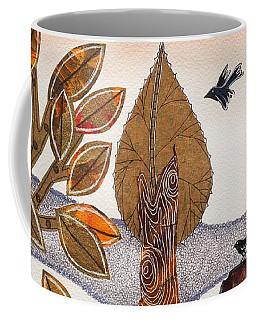 Take A Rest In Autumn Coffee Mug