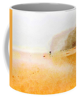 Take A Walk With Me Coffee Mug