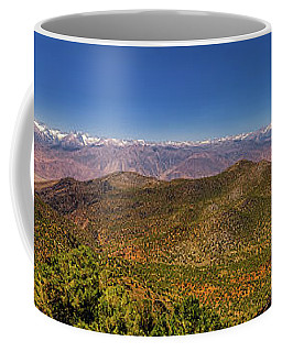 Coffee Mug featuring the photograph Take It All In by Rick Furmanek