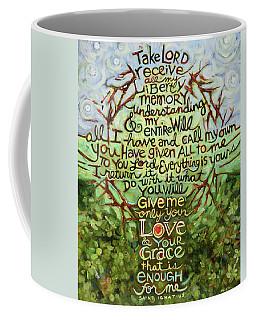 Take Lord, Receive Coffee Mug