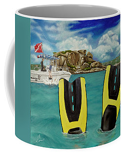 Take Me To Creole Rock Coffee Mug