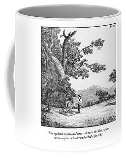 Take My Hand Coffee Mug