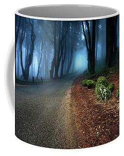 Take The Journey Coffee Mug