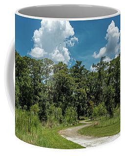 Take The Path Less Traveled Coffee Mug