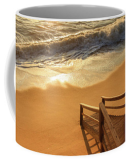 Take The Stairs To The Waves Coffee Mug