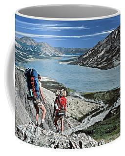 Take This View And Love It Coffee Mug