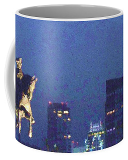 Takin' On Boston Coffee Mug
