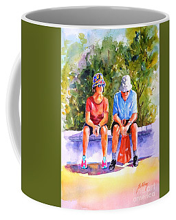 Taking A Rest - 2 Coffee Mug