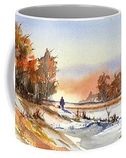 Taking A Walk Coffee Mug