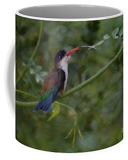 Taking Five Coffee Mug by John Kolenberg