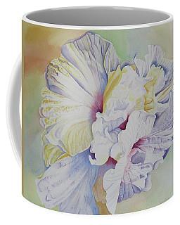 Coffee Mug featuring the painting Taking Flight by Teresa Beyer