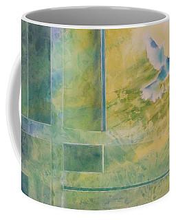Taking Flight To The Light Coffee Mug