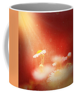 Coffee Mug featuring the photograph Taking In The Light by Greg Collins