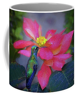 Coffee Mug featuring the photograph Taking The Time by John Kolenberg
