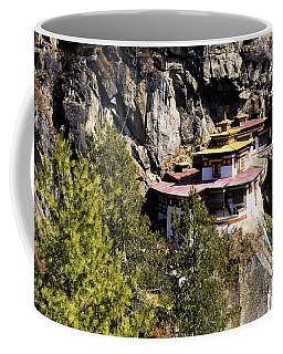 Taktsang Monastery  Coffee Mug