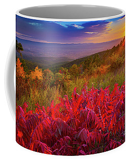 Talimena Evening Coffee Mug