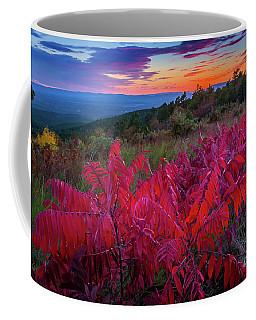 Talimena Twilight Coffee Mug