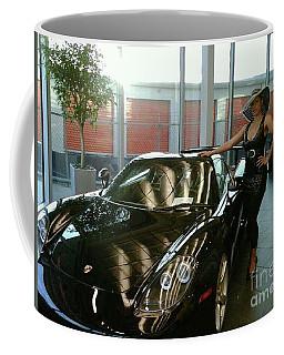 Talisa Hartleys Sports Cars And Big Muscles Coffee Mug
