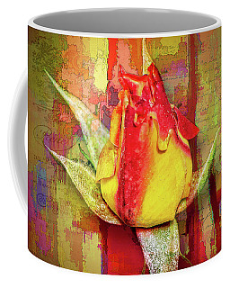 Talisman Painted Coffee Mug by Larry Bishop
