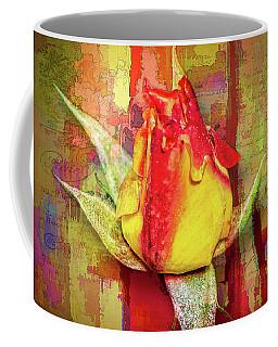 Talisman Painted Coffee Mug