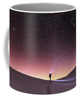 Talking To The Stars Coffee Mug