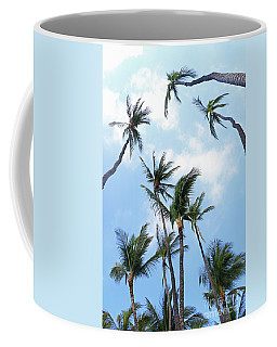 Tall And Lanky Coffee Mug by Mary Haber